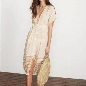 Faithful the brand mustang midi dress